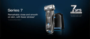 Braun Series 7-790cc Pulsonic Electric Shaver Review 2018